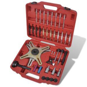 38-osaline siduri tööriistade komplekt