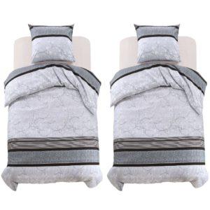 4-osaline voodipesukomplekt