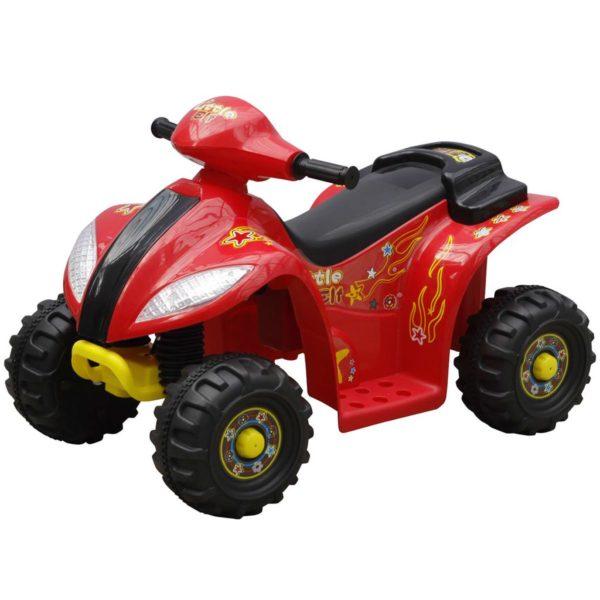 ATV lastele punane