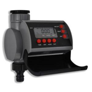 Aia elektrooniline automaatne niisutussüsteem taimeri ja displeiga