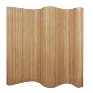 Bambusest ruumijagaja naturaalne 250 x 195 cm