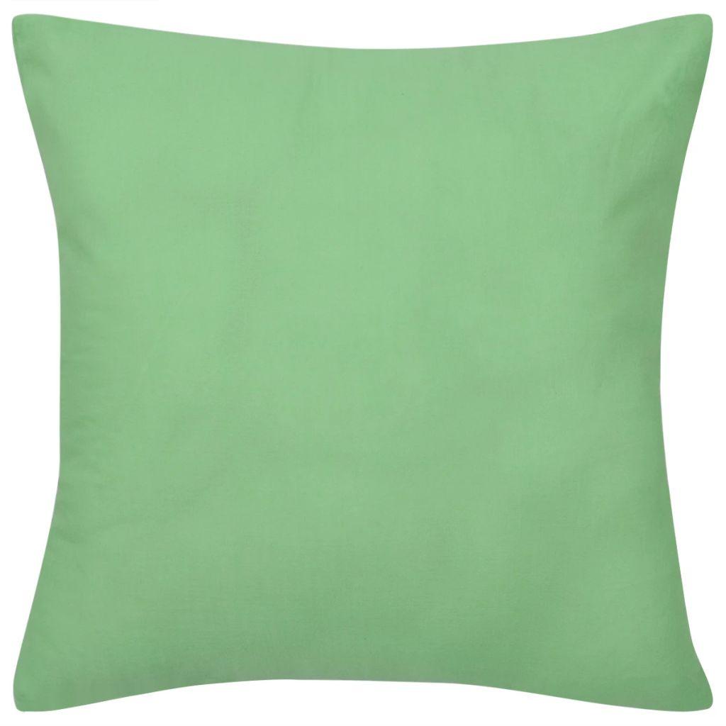 0678911ec1b Diivanipadja katted 4 tk 40 x 40 cm roheline. Diivanipadja ...