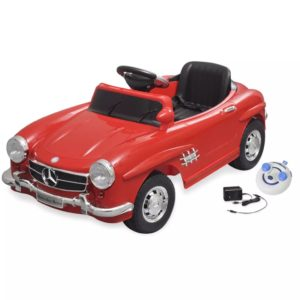 Elektriline sisseistutav mänguauto Mercedes Benz 300SL 6 V puldiga