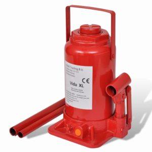 Hüdrauliline tungraud 20 tonni autode tõstmiseks punane