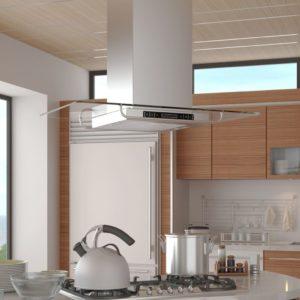 Köögisaare pliidikubu LCD kuvaga