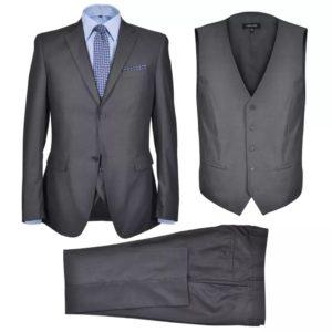 Kolmeosaline ülikond nr 46 antratsiithall