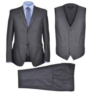 Kolmeosaline ülikond nr 52 antratsiithall