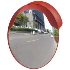 Kumer oranž 60 cm plastist liikluspeegel