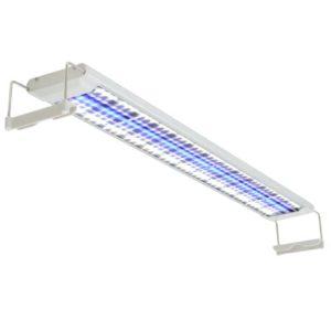 LED-valgusega akvaariumilamp 80-90 cm