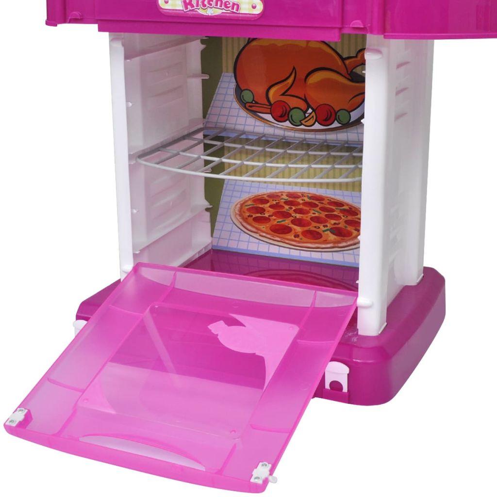 fae72da1bc8 Laste mänguköök tule- ja heliefektidega · roosa. Laste ...