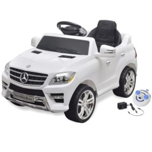 Lasteauto Mercedes Benz ML350 puldiga