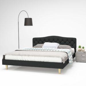 Memory Foam madratsiga voodi 160 x 200 cm