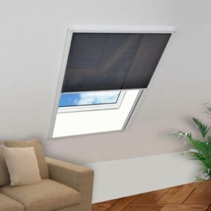 Plissee putukavõrk aknale 160 x 110 cm