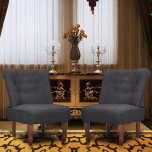 Prantsuse stiilis toolid 2 tk