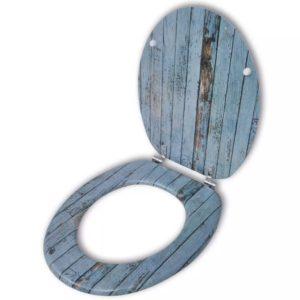 Puitdisainiga prill-laud MDF-ist kattega