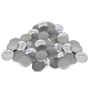 Rinnamärkide toorikud 25 mm diameetriga