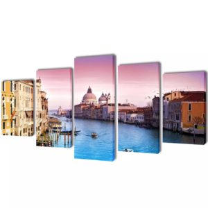 Seinamaalikomplekt Veneetsia