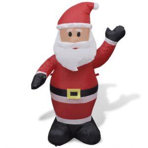 Täispuhutav jõuluvana 120 cm