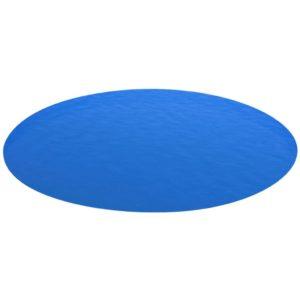 Ujuv ümmargune basseinikate 488 cm sinine
