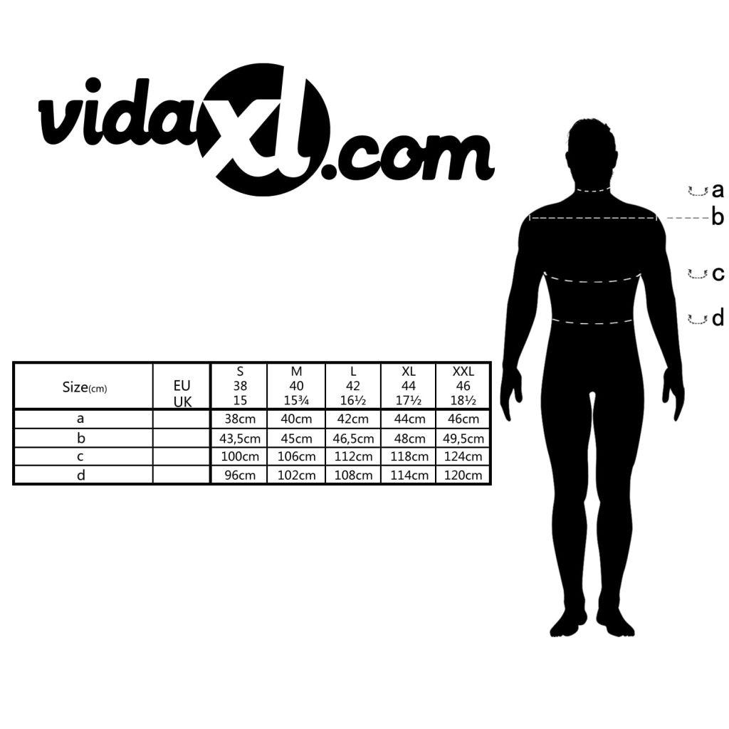 11e35902a51 Valge meeste triiksärk XL - JUNIIK.EE