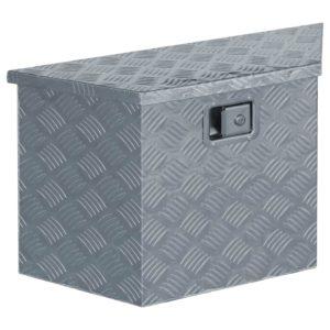 alumiiniumist kast 70 x 24 x 42 cm