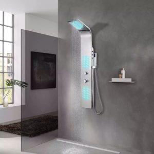 dušipaneeli süsteem