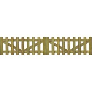 lippaia värav 2 tk 300 x 60 cm
