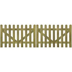 lippaia värav 2 tk 300 x 100 cm