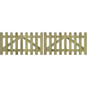 lippaia värav 2 tk 300 x 80 cm