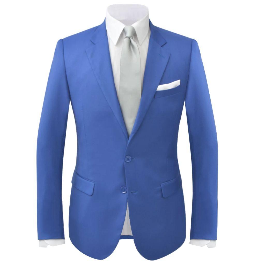 b74c3d40c9f kaheosaline meeste ülikond, kuninglik sinine, suurus 54 - JUNIIK.EE