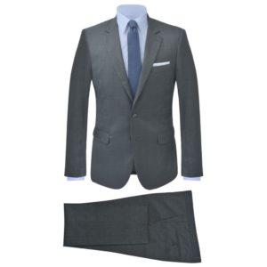 kaheosaline meeste ruuduline ülikond