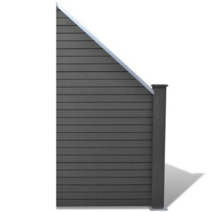 WPC aiapaneel 105 x (105-185) cm