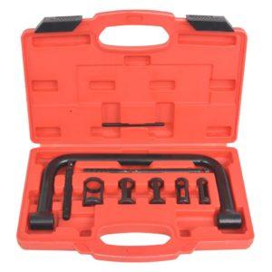 klapivedru kompressori 10-osaline tööriistakomplekt