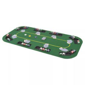 kokkupandav pokkerilaud 8 mängijale