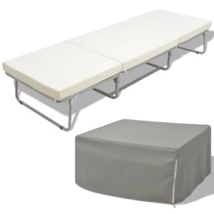 kokkupandav voodi madratsiga