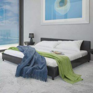 kunstnahast voodi 140 x 200 cm