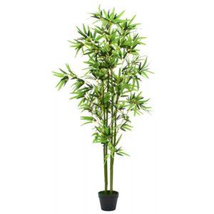 kunsttaim bambus potiga 175 cm