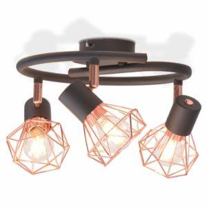 laelamp 3 LED-hõõglambiga 12 W
