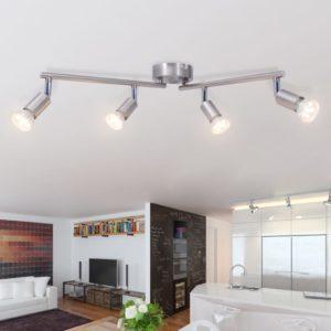 laelamp nelja LED-tulega