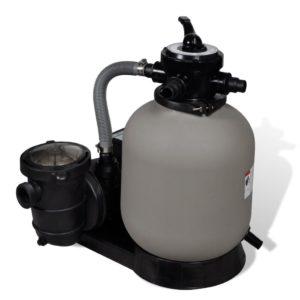 liiva filterpump 600 W 17000 l/h