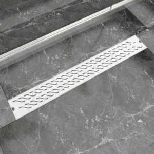 lineaarne duši äravooluava laine 830 x 140 mm roostevaba teras