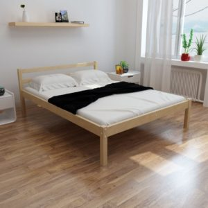 männipuust voodi 140 x 200 cm