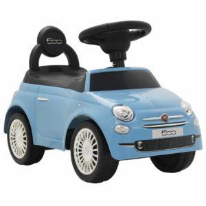 pealeistutav auto Fiat 500 sinine