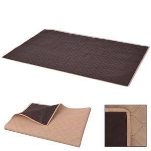 piknikulina beež ja pruun 100 x 150 cm