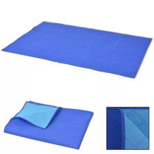 piknikulina sinine ja helesinine 100 x 150 cm