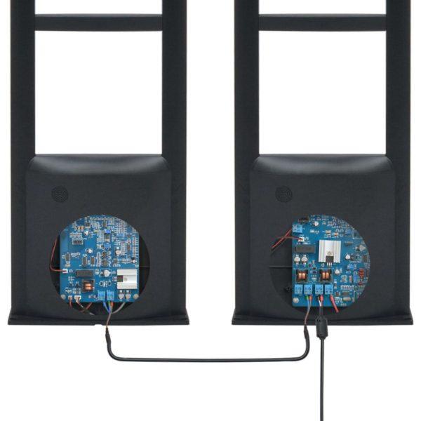 8c97aeb1bed saatja ja vastuvõtjaga RF-antennisüsteem 8,2 MHz must - JUNIIK.EE