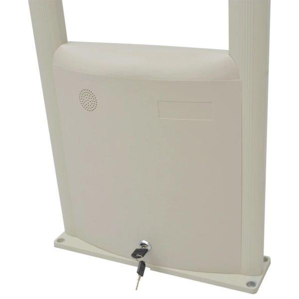649d1404c8e saatja ja vastuvõtjaga RF-antennisüsteem 8,2 MHz valge - JUNIIK.EE