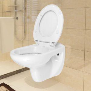 seinale kinnituv WC-pott