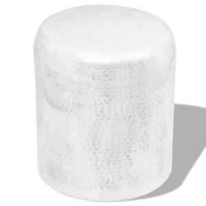 sepistatud alumiiniumist taburet/abilaud