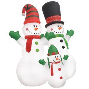täispumbatav lumememme pere